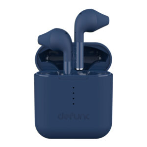 Sluchawki bezprzewodowe defunc go niebieskie