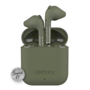 Sluchawki bezprzewodowe defunc go slim zielone 01